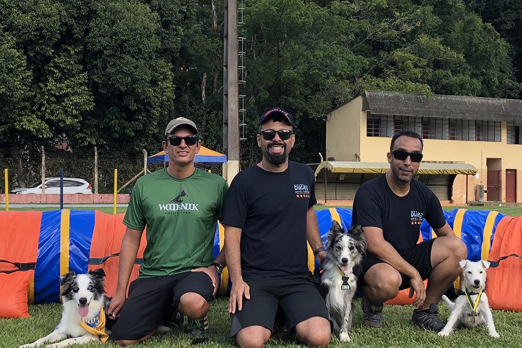 Encerradas as disputas do XIX Campeonato Brasileiro de Agility da Temporada 2017/2018