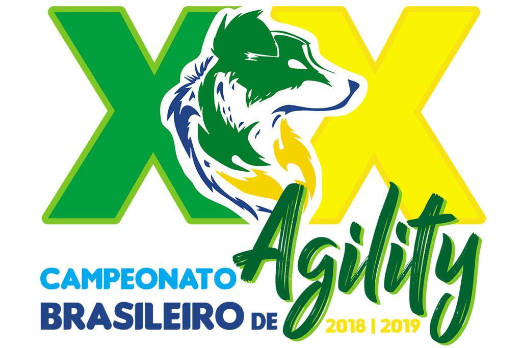 1ª e 2ª Etapas – XX Campeonato Brasileiro de Agility – 04 e 05/08/2018