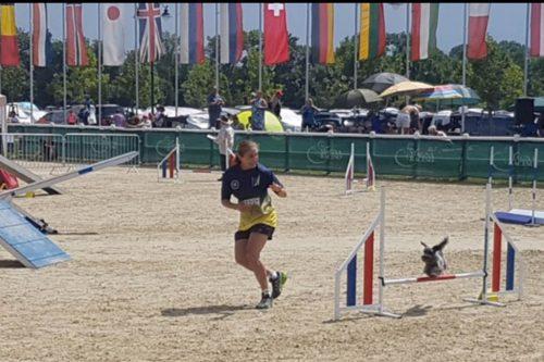 Brasil encerra a participação no EO 2018 entre as 20 melhores duplas nas Categorias Mini e Standard Individuais