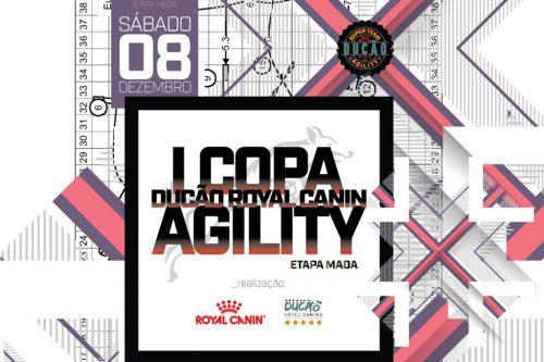 Etapa Mada – I Copa Ducão Royal Canin de Agility – 08/12/2018