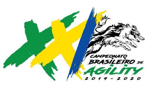1ª e 2ª Etapas – XXI Campeonato Brasileiro de Agility – 17 e 18/08/2019
