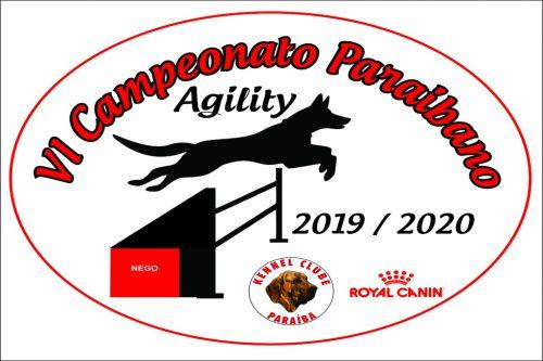 1ª e 2ª Etapas – VI Campeonato Paraibano de Agility – 21 e 22/09/2019