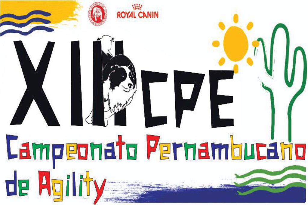 1ª e 2ª Etapas – XIII Campeonato Pernambucano de Agility – 26/10/2019 e 27/10/2019