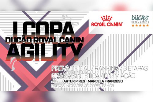 Etapa Dino – I Copa Ducão Royal Canin de Agility – SP – 29/04/2018