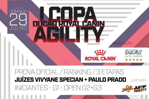Etapa Magic – I Copa Ducão Royal Canin de Agility – SP – 29/07/2018
